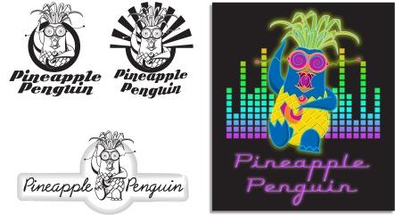 PineapplePenguin1