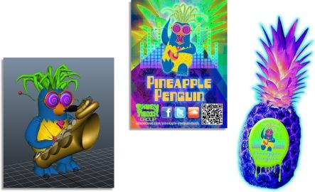 PineapplePenguin2