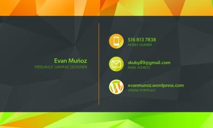 Skuby Media Business Cards