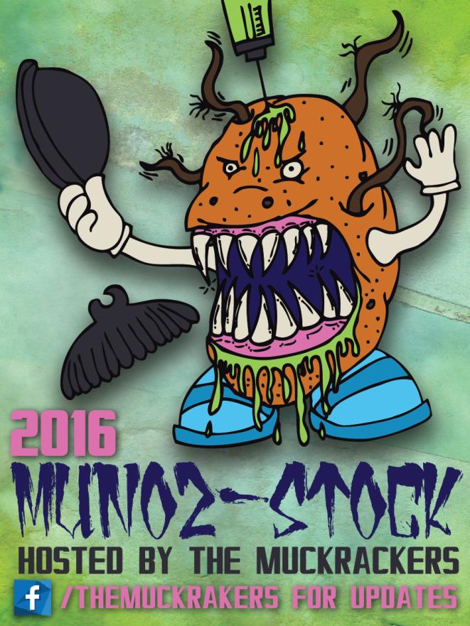 Munoz-Stock 2016 Sticker