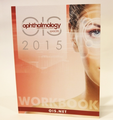 My First Custom Workbook Working at Healthegy for OIS@ASCRS 2015 – Front