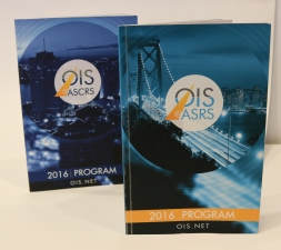 2016's Consistent Branding for ALL OIS Events That Year – Missing OIS@AAO Workbook