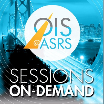 OIS Branding in 2016 – Used for OIS@ASRS post-conference media