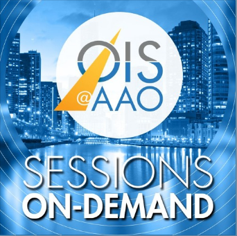 OIS Branding in 2016 – Used for OIS@AAO post-conference media
