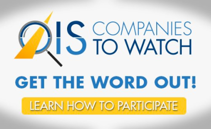 OIS Companies to Watch Logo & Digital AD created for Healthegy