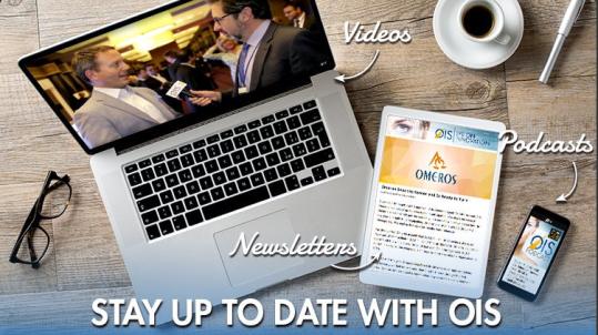 Healthegy's OIS Newsletter Digital AD