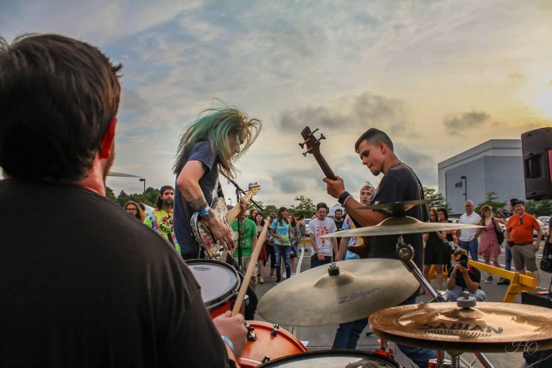 Munoz-Stock 2017 @ Broadway Commons - Long Island, New York - Music / Art / Video Game Festival