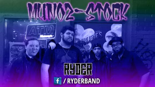 Munoz-Stock - Ryder - 2017 - Long Island Music / Art / Video Game Festival