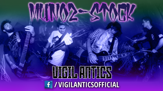 Munoz-Stock - Vigil Antics - 2017 - Long Island Music / Art / Video Game Festival
