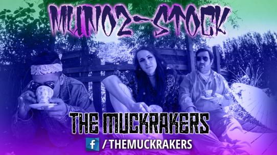 Munoz-Stock - The Muckrakers - 2017 - Long Island Music / Art / Video Game Festival