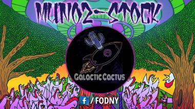 Munoz-Stock - Galactic Cactus - 2017 - Long Island Music / Art / Video Game Festival