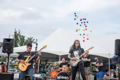 Munoz-Stock 2017 - Long Island, NY - Music / Art / Video Game Festival