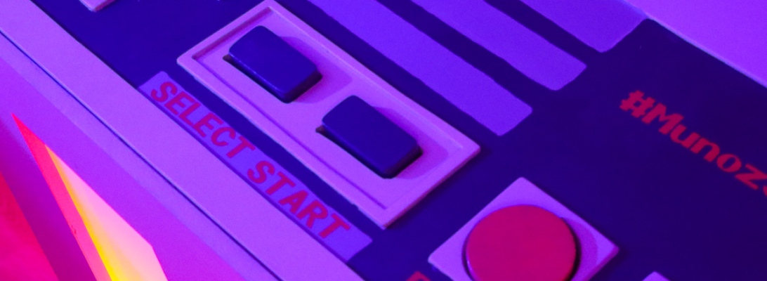 Giant NES Nintendo Entertainment System Control ~ For Rent ~ Long Island, New York ~ East Coast US